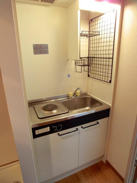 サンコート野多目 / 203号室キッチン