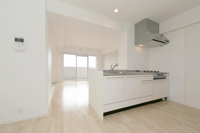 ステラSTⅢ / 603号室キッチン