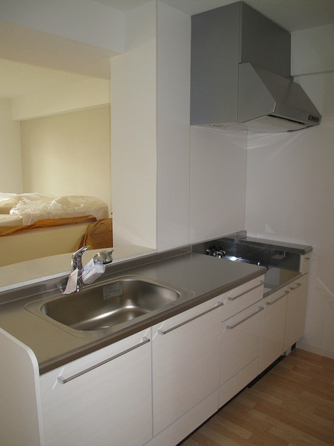 ステラSTⅢ / 606号室キッチン