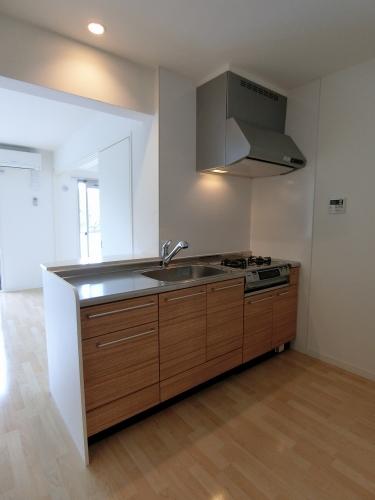 フィオーレ大橋 / 402号室キッチン