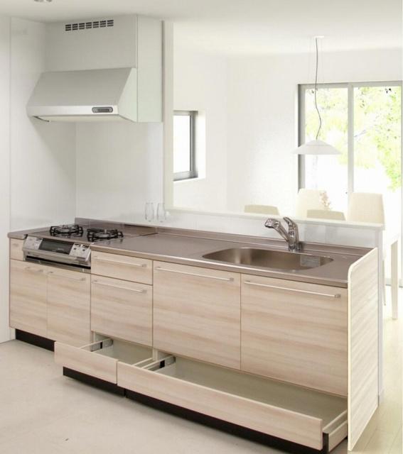 オリオン3 / 205号室キッチン