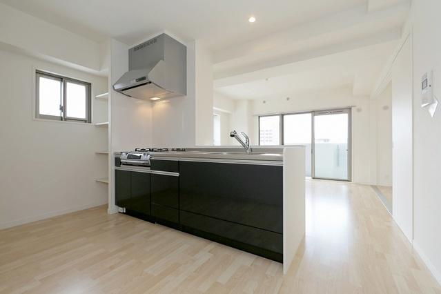 ボヌール レーベン / 203号室キッチン