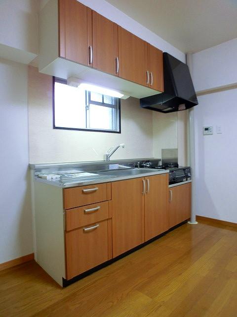 船越(義)ビル / 202号室キッチン