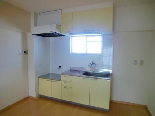 船越(義)ビル / 303号室キッチン