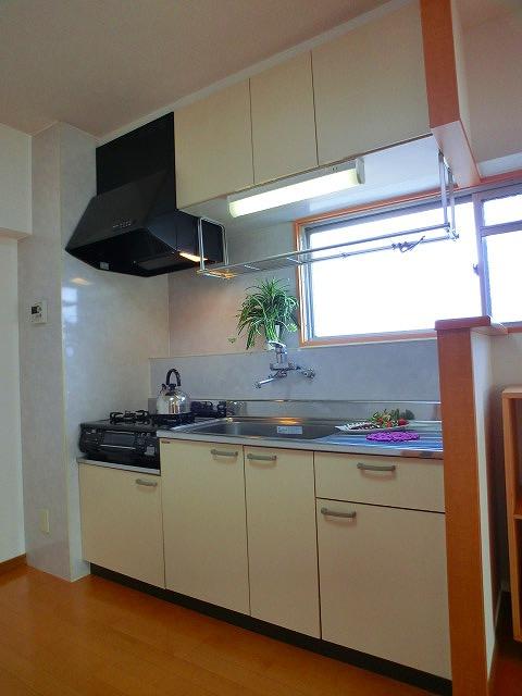 船越(義)ビル / 305号室キッチン