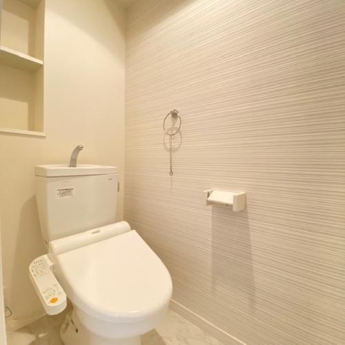 サントラップ / 502号室トイレ