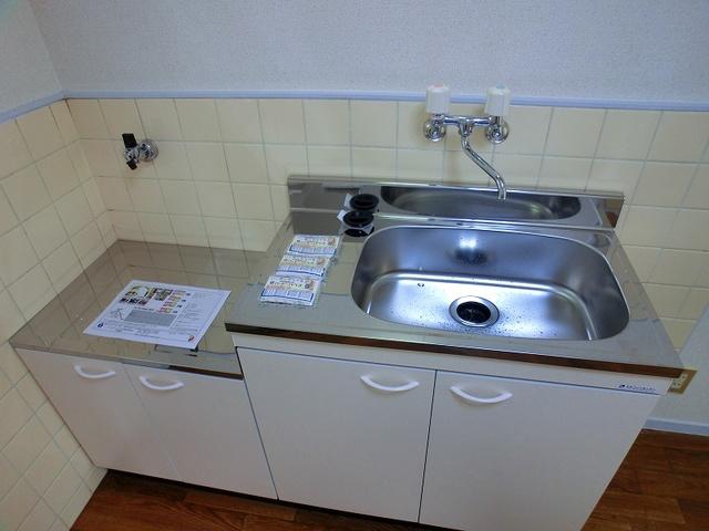 サンライズコーポ / 107号室キッチン