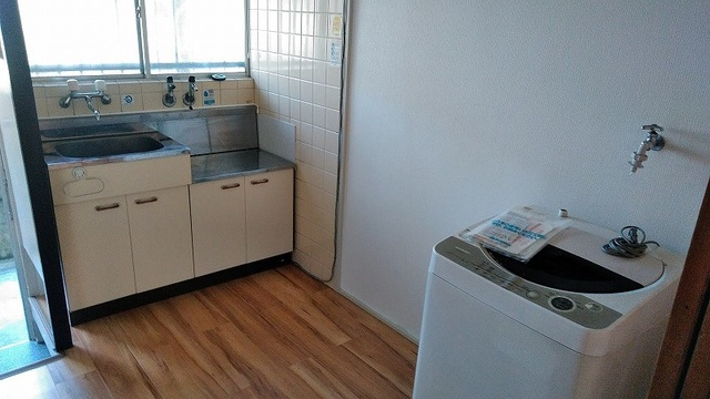 第2光コーポ / 103号室キッチン