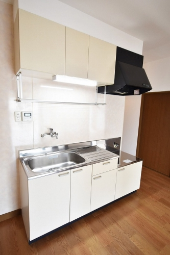 紙屋ビル / 306号室キッチン