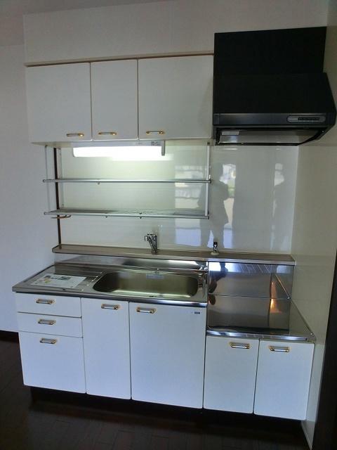 紙屋ビル / 402号室キッチン