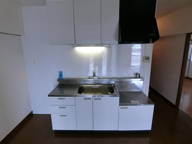 紙屋ビル / 506号室キッチン