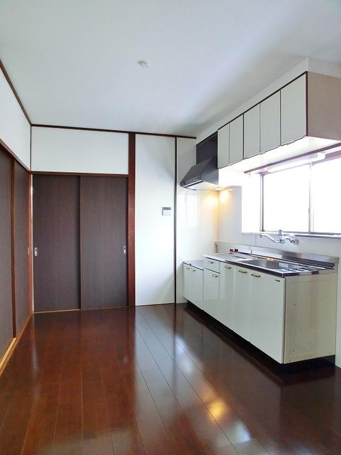 渡辺貸家 / 2号号室キッチン