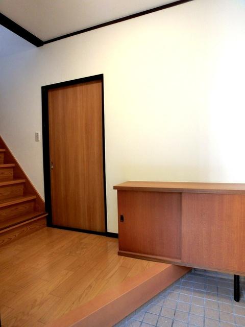 渡辺貸家 / 5号号室玄関
