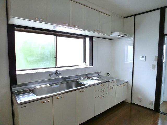 渡辺貸家 / 6号号室キッチン