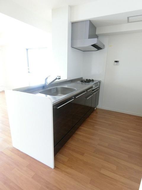 プレミールM / 505号室キッチン