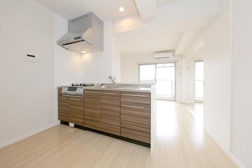 ハルコート大橋 / 701号室キッチン