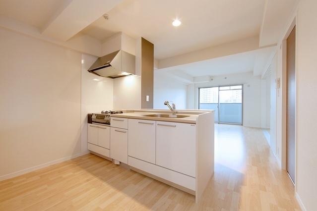 プロスペール井尻 / 303号室キッチン