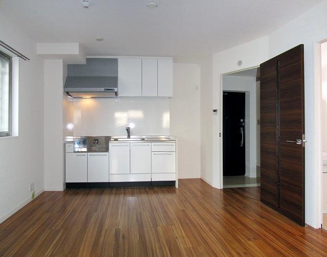 シエラハウス / 103号室キッチン