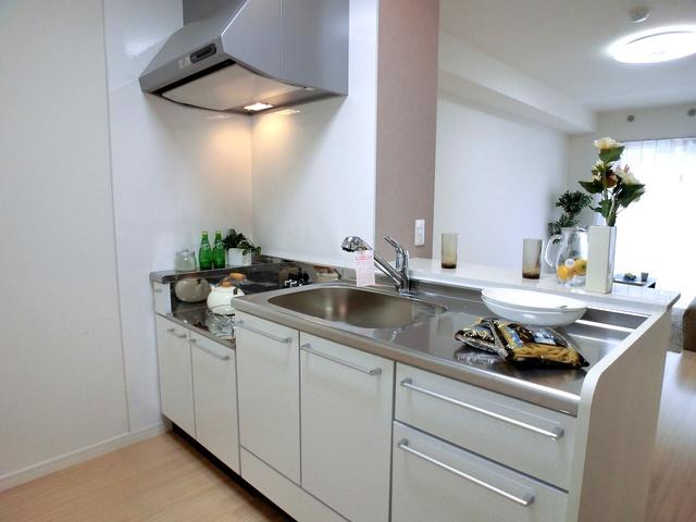 シエラハウス / 105号室キッチン