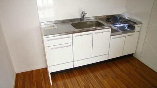 シエラハウス / 207号室キッチン