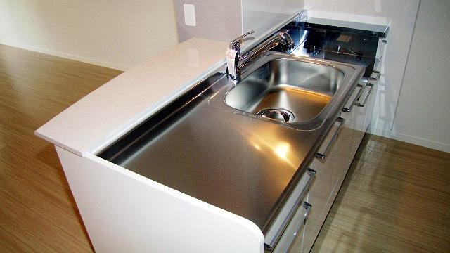 シエラハウス / 402号室キッチン