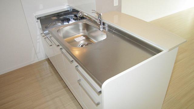 シエラハウス / 405号室キッチン