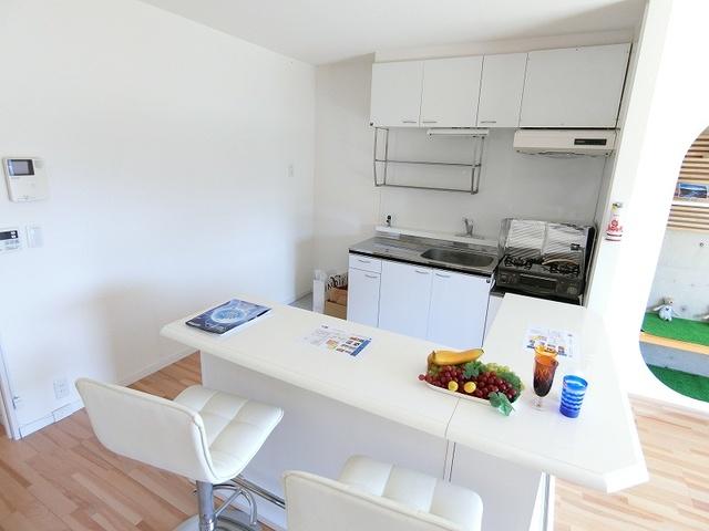 メゾーンハウス83 / 401号室キッチン