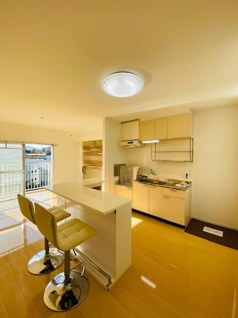 メゾーンハウス83 / 405号室キッチン