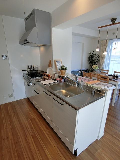 プラス カナール / 405号室キッチン