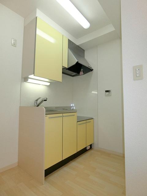 ラヴィ ヌーヴォ / 202号室キッチン