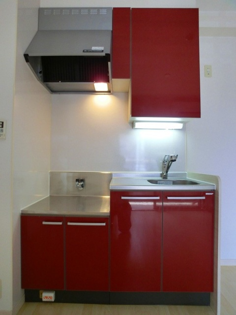 ラヴィ ヌーヴォ / 705号室キッチン