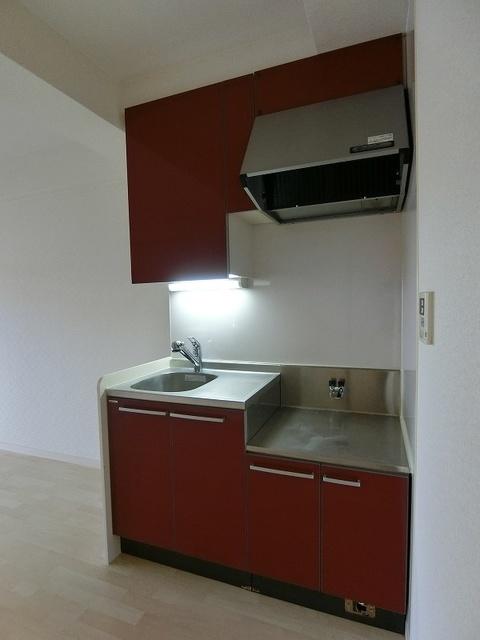ラヴィ ヌーヴォ / 801号室キッチン