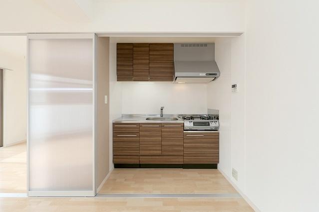 ドエル大橋南 / 301号室キッチン