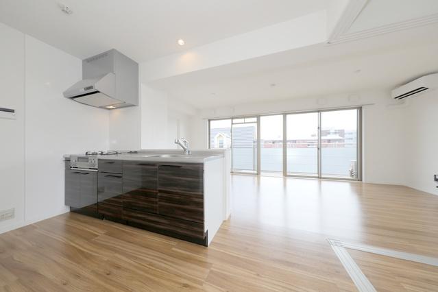 ブリエ ドミール / 401号室キッチン