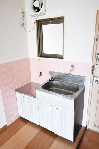 ニューライフマンション / 302号室キッチン