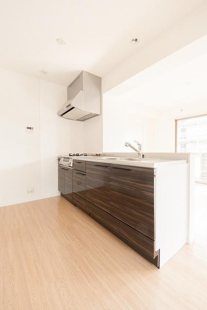 ノース ガーデン / 103号室キッチン