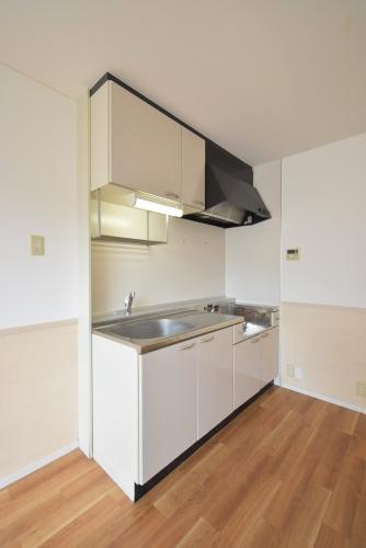 メイプルヴィラ / 201号室キッチン