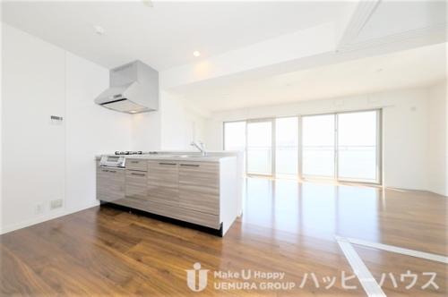 アンビエントN / 401号室キッチン