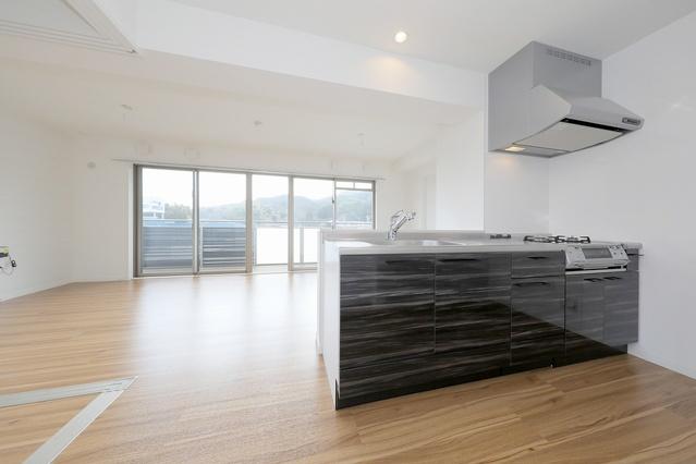 アンビエントN / 405号室キッチン