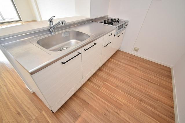 クレアS / 103号室キッチン