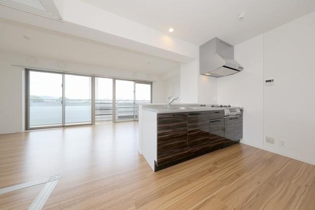 クレアS / 205号室キッチン