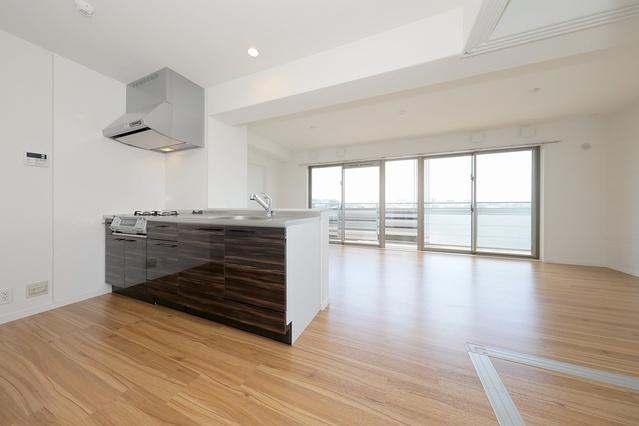 クレアS / 401号室キッチン