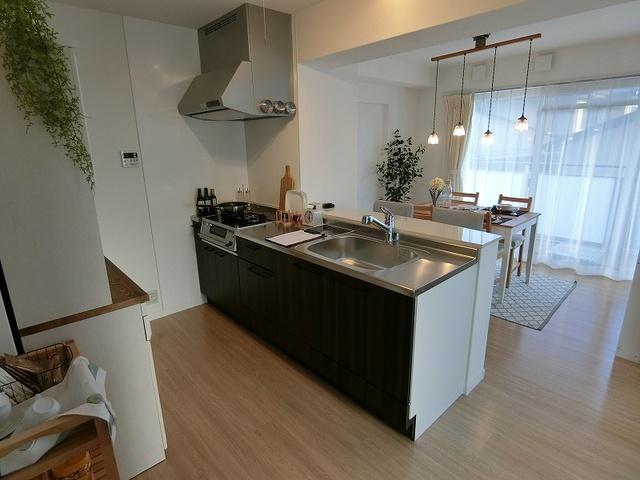 クレアS / 505号室キッチン