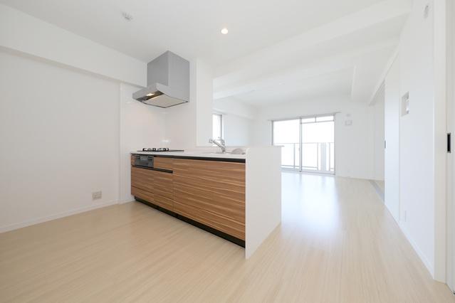 ボヌール メゾン / 406号室キッチン