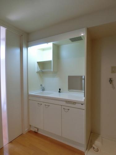 ラポート竹下 / 101号室キッチン