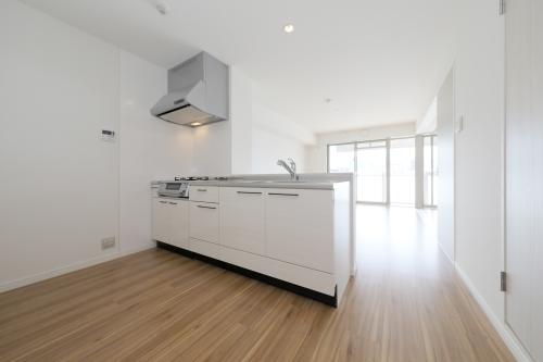 ココテラスL / 206号室キッチン