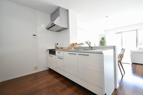 ラ・カリーナ / 401号室キッチン