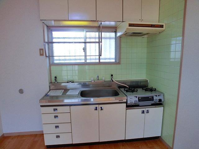 エクセレント12 / 201号室キッチン