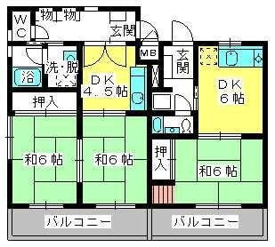 エクセレント12 / 303号室