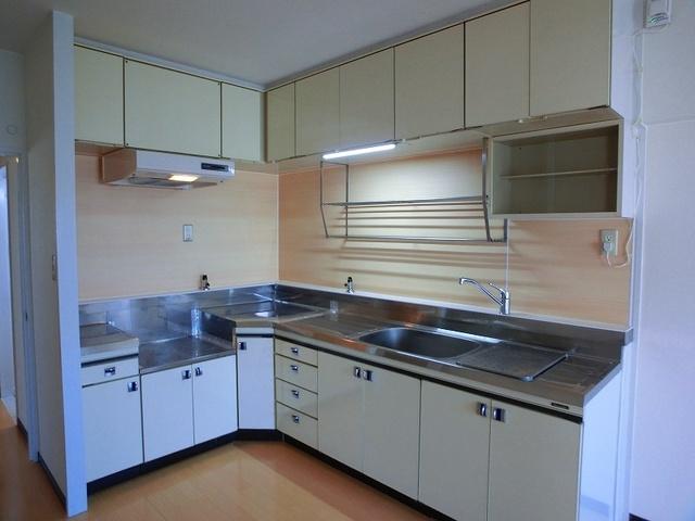 エクセレント36 / 207号室キッチン